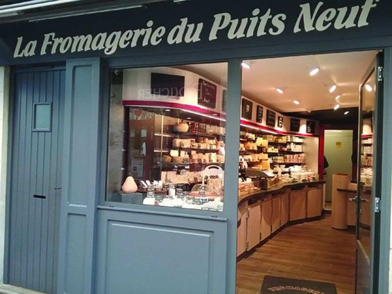 Fromagerie du Puits Neuf I Saumur